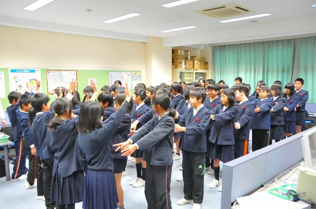 石川県白山市立旭丘小学校(2013...