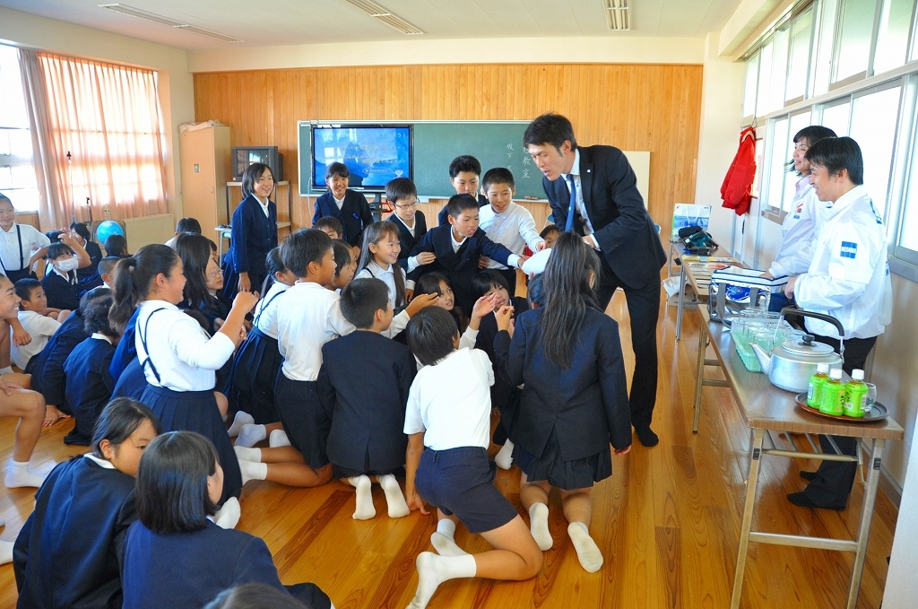 石川県金沢市立三和小学校(2012...